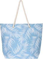 Koopman torba za plažu, lišće, 54x42x14 cm, plava