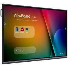 Viewsonic ViewBoard IFP8650-3 interaktivni zaslon na dotik, 218,4 cm, 4K UHD, TFT LCD