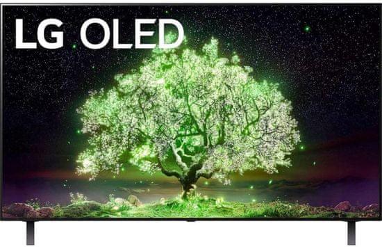 "LG OLED65A13LA 65"" (165cm) 4K HDR Smart OLED TV Minden, amit imádni lehet a TV-ben!"