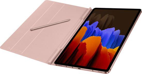 SAMSUNG Book Cover Tab S7 11″ EF-BT630PAEGEU, rózsaszín