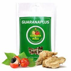 Guaranaplus Guarana + Maca XL 400 kapslí