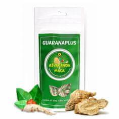 Guaranaplus Ašvaganda + Maca,100 kapslí