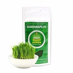 Guaranaplus Mladý zelený ječmen prášek 75g