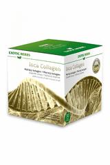 Inca Collagen Inca Collagen Exotic Herbs, mořský kolagen 90g