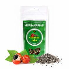 Guaranaplus GUARANAPLUS Guarana+Chia, 100 kapslí