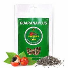 Guaranaplus GUARANAPLUS Guarana + Chia, XL 400 kapslí