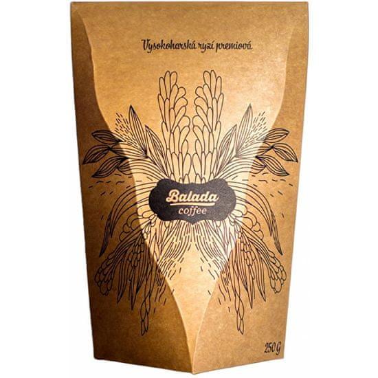 Balada Coffee Bolivia 250 g zrnková káva