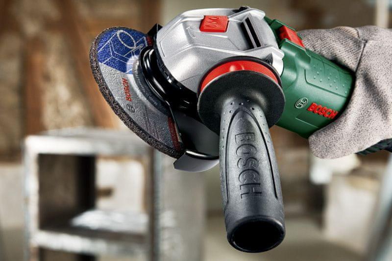 Bosch PWS 850-125 úhlová bruska (0.603.3A2.70C)