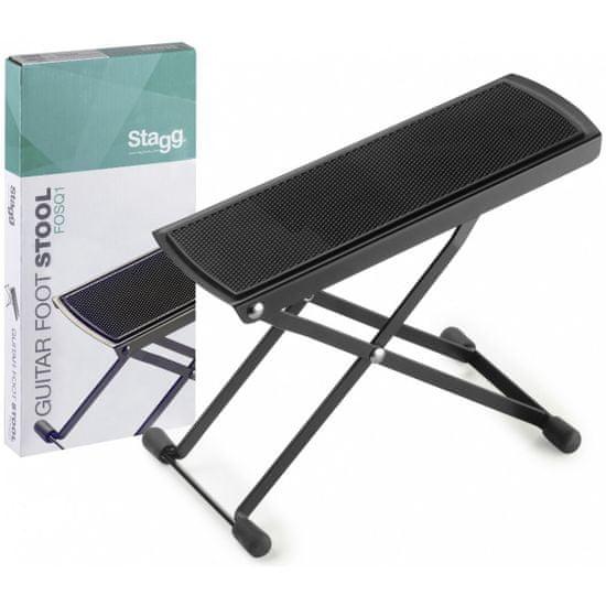 Stagg FOSQ1, kytarová podnožka