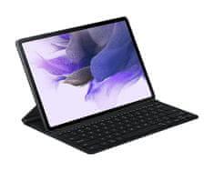Samsung Galaxy Tab S7 FE Wi-Fi (T733) tablični računalnik, 4GB/64GB, črn + tipkovnica