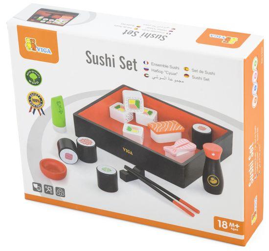 Viga leseni suši