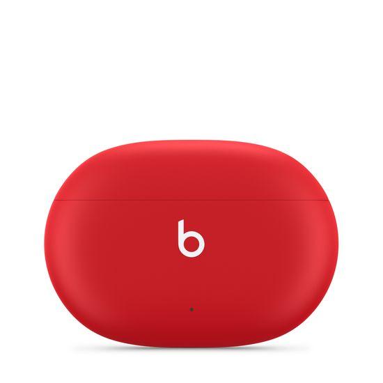 Apple Beats Studio Buds True Wireless brezžične slušalke, rdeče