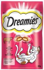 Dreamies pochoutky hovězí 6 x 60g