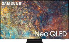 Samsung QE65QN90AATXXH NEO QLED Smart LED Televízió, 163 cm, 4K Ultra HD, Fekete