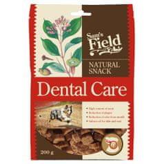 Sams' Field Dental Care priboljški za pse vseh pasem, 200 g