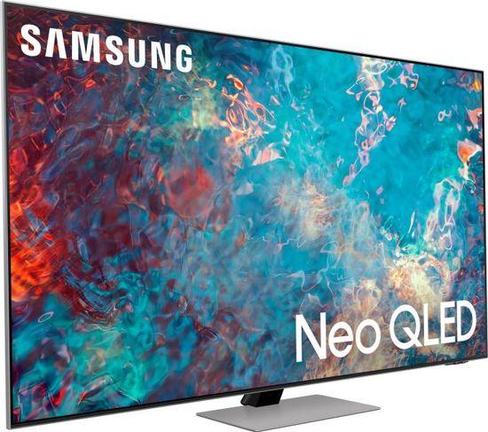 SAMSUNG QE65QN85AATXXH NEO QLED Smart LED Televízió, 163 cm, 4K Ultra HD, Fekete