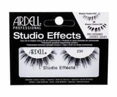Ardell 1ks studio effects 230 wispies, black, umělé řasy