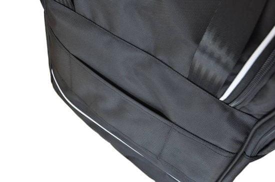 J&J Automotive Sada cestovných tašiek AERO pre HONDA CIVIC IX 2013-2017 TOURER