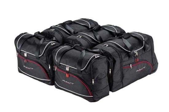 J&J Automotive Sada 5ks cestovných tašiek SPORT pre ALFA ROMEO 159 I 2005-2011 LIMOUSINE
