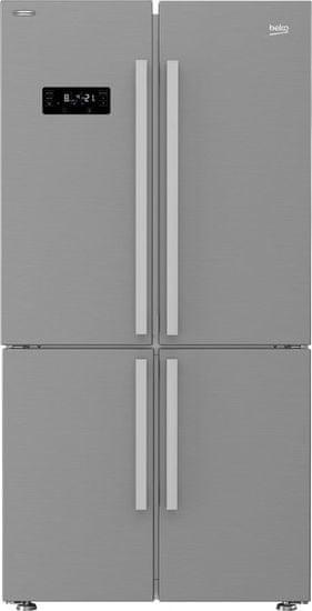 Beko GN1416231XPN ameriški hladilnik