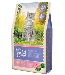 Sams' Field hrana za odrasle mačke, bela riba, 2,5 kg