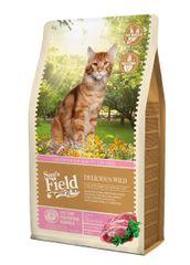 Sams' Field hrana za odrasle mačke, raca, 2,5 kg