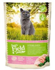 Sams' Field hrana za sterilizirane mačke, piščanec, 400 g