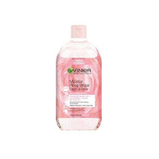 Garnier Skin Naturals micelarna voda Rose, 700 ml