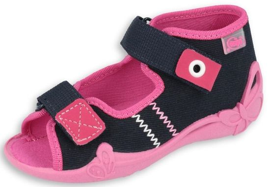 Befado dekliški sandali Papi 242P056