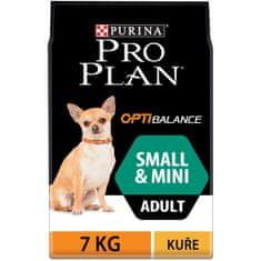 Purina Pro Plan hrana za odrasle pse mini in majhne pasme 7kg