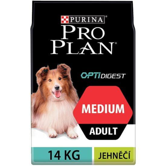 Purina Pro Plan Adult medium OPTIDIGEST jehněčí 14 kg