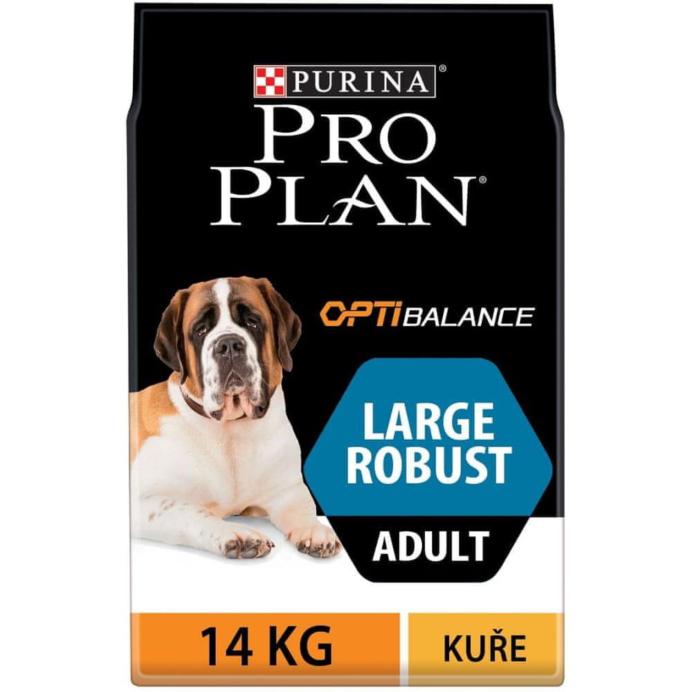 Purina Pro Plan Large Adult Robust OPTIBALANCE kuře 14kg