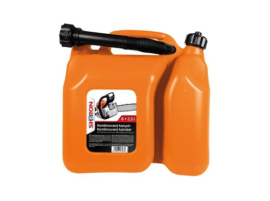 MAT kanister na PHM KOMBI 6l + 2,5l na olej PH