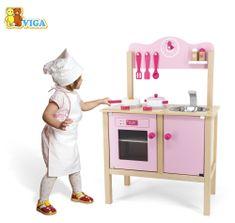 Viga kuchnia drewniana Angela