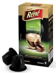 René Intensiva kapsuly pre kávovary Nespresso, 10ks