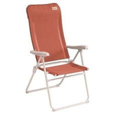 Outwell Cromer stol, rdeč