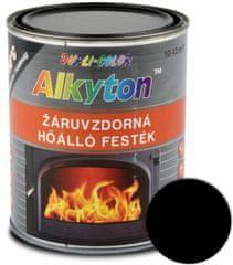 Alkyton Žáruvzdorná kovářská černá 750ml