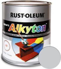 Alkyton Lesklá R9006 stříbrná 250ml