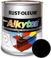 Alkyton Lesklá R9005 černá 5l