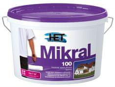 HET Mikral 100 7kg - hladká fasádní akrylátová barva
