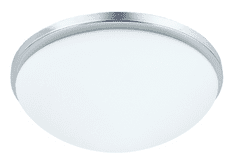 LUXERA Mennyezeti felületre szerelhető lámpatest PERI 49001 króm