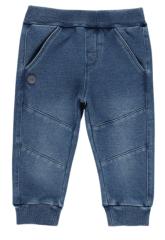 Boboli chlapecké kalhoty Basicos 390013 68 modrá