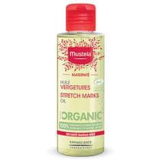 Mustela Tělový olej proti striím Stretch Marks (Oil) 105 ml