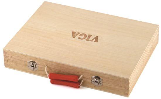 Viga Dřevěné nářadí v kufříku