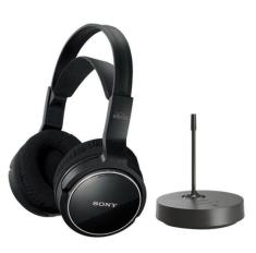SONY MDRRF811RK vezeték nélküli fejhallgató, fekete