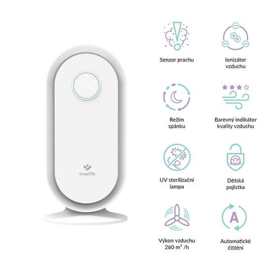 TrueLife čistička vzduchu AIR Purifier P5 WiFi