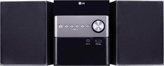 LG CM1560 Mikro HiFi (10W, CD, USB, FM RDS, Bluetooth, MP3)