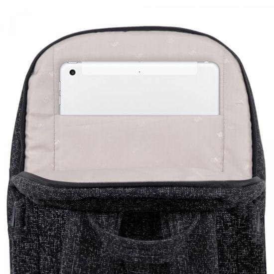 RivaCase ruksak za prijenosno računalo 39,62 cm, crna (762)