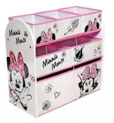 HOME DECOR Organizér na hračky Minnie Mouse