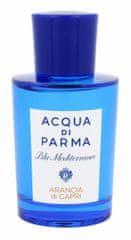 Acqua di Parma 75ml blu mediterraneo arancia di capri